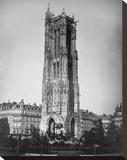 Paris  1857-1859 - The Tour St Jacques