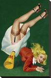 Mid-Century Pin-Ups - Titter Magazine - Cheerleader