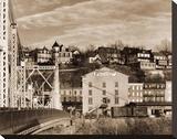 Part of Phillipsburg  New Jersey  1935