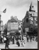 Paris  1898-1900 - Place Saint-Medard