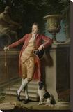 Portrait of John Talbot  later 1st Earl Talbot