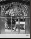 Paris  1902 - Antique Store  rue du Faubourg-Saint-Honore