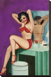 Mid-Century Pin-Ups - Bedtime Stories