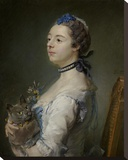 Magdaleine Pinceloup de la Grange  nee de Parseval