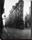 Paris  1908 - Vieille Cour  22 rue Quincampoix - Old Courtyard  22 rue Quincampoix