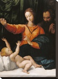 The Holy Family (The Madonna del Velo; Madonna di Loreto)