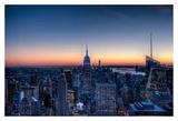 Top of the Rockefeller Center  New York