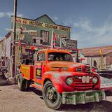 Vintage Truck in America