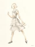 Flapper Fashion - Evelyn