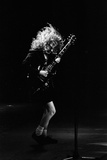 Angus Young from the Group Acdc