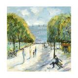 Parisian Afternoon IV