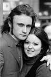 Phil Collins and Lavinia Lang