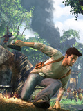 Uncharted (No 1): Drake's Fortune - Key Art