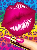 Leopard Lips '90