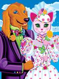 Cat Dog Wedding '93