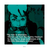 Audrey Hepburn – Attainable