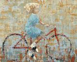 Vélo Reproduction d'art par Rebeca Kinkead