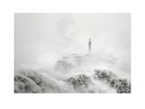 Cantabria Lighthouse II Reproduction d'art par Marina Cano