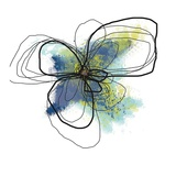 Azure Petals II