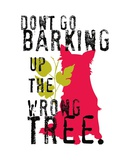 Don't Go Barking