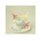 Cup of Butterflies