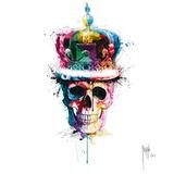 God Save the Queen Reproduction d'art par Patrice Murciano