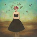 Fair Trade Frame of Mind Reproduction d'art par Duy Huynh