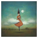 High Notes for Low Clouds Reproduction d'art par Duy Huynh
