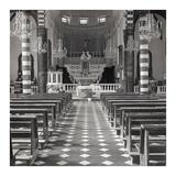 Liguria Church Interior 1