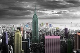 New York - Color Splash