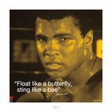 Muhammad Ali – Butterfly