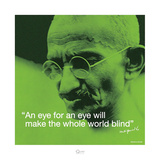 Mahatma Gandhi – Blind World