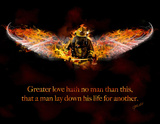 No Greater Love (Fireman)