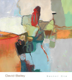 Sector One Reproduction d'art par David Bailey