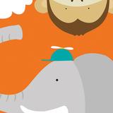 Safari Group: Monkey and Elephant