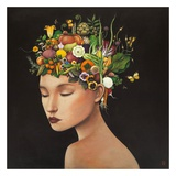 Slow Food for Thought Reproduction d'art par Duy Huynh