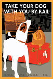 Take Your Dog with You by Rail