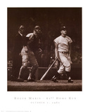 Roger Maris – 61st Home Run – October 1  1961