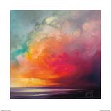 Sunset Cumulus Study 1