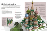 Infographic About Orthodox Temples (Cathedral of Saint Basil) Moscow  Built Between 1555 and 1561