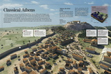 Infographic About Athens  Political and Religious Centre of Greece in the Ancient Period