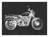 Motorcycle Graphic II