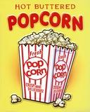 Hot Buttered Popcorn