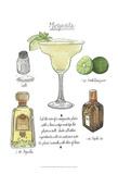 Classic Cocktail - Margarita