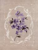 Framed Lilac I