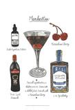 Classic Cocktail - Manhattan