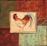 Patchwork Rooster II