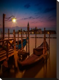 Venice Gondolas At Sunrise