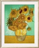 Sunflowers  c1888