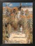 Le Jardin a Vetheuil